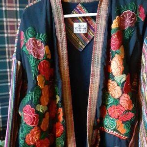 Jacket. 100% c0tton,long sleeve